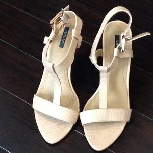 Forever21 nude wedges